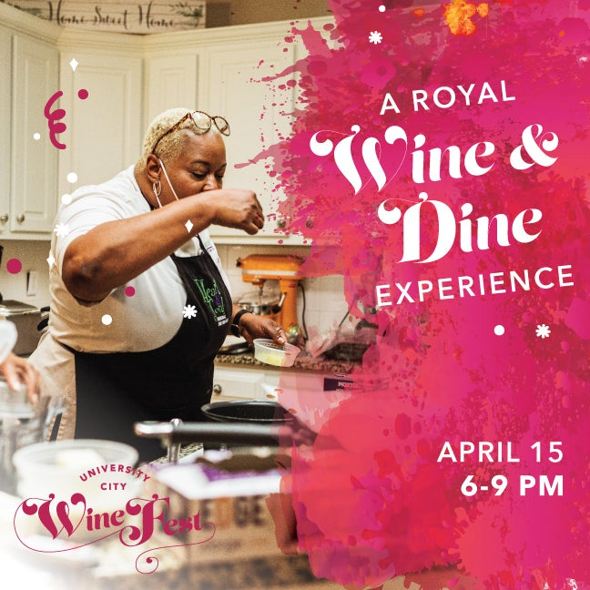 Royal Wine and Dine Experience