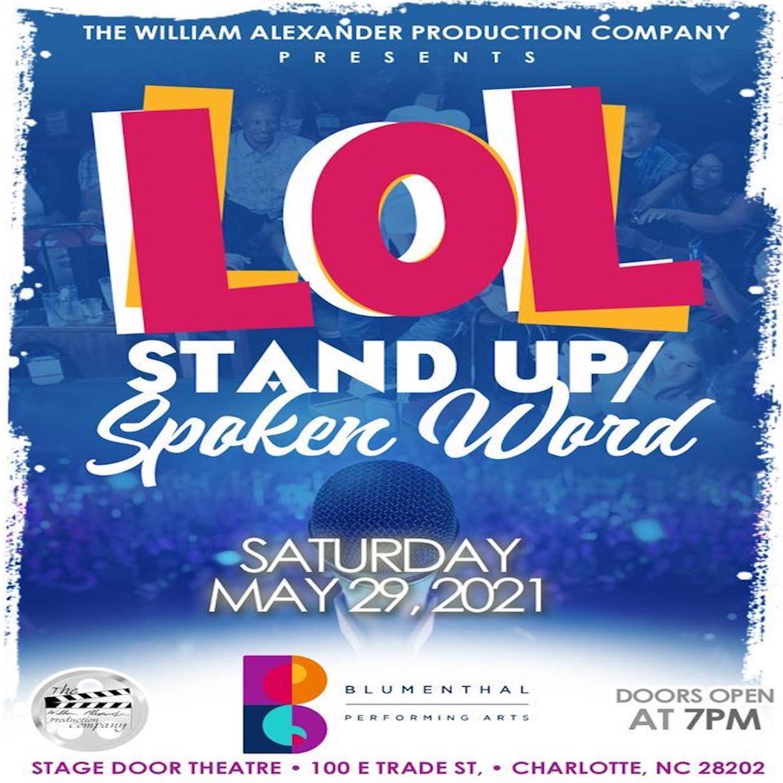 LOL Standup: The Spoken Word Bar