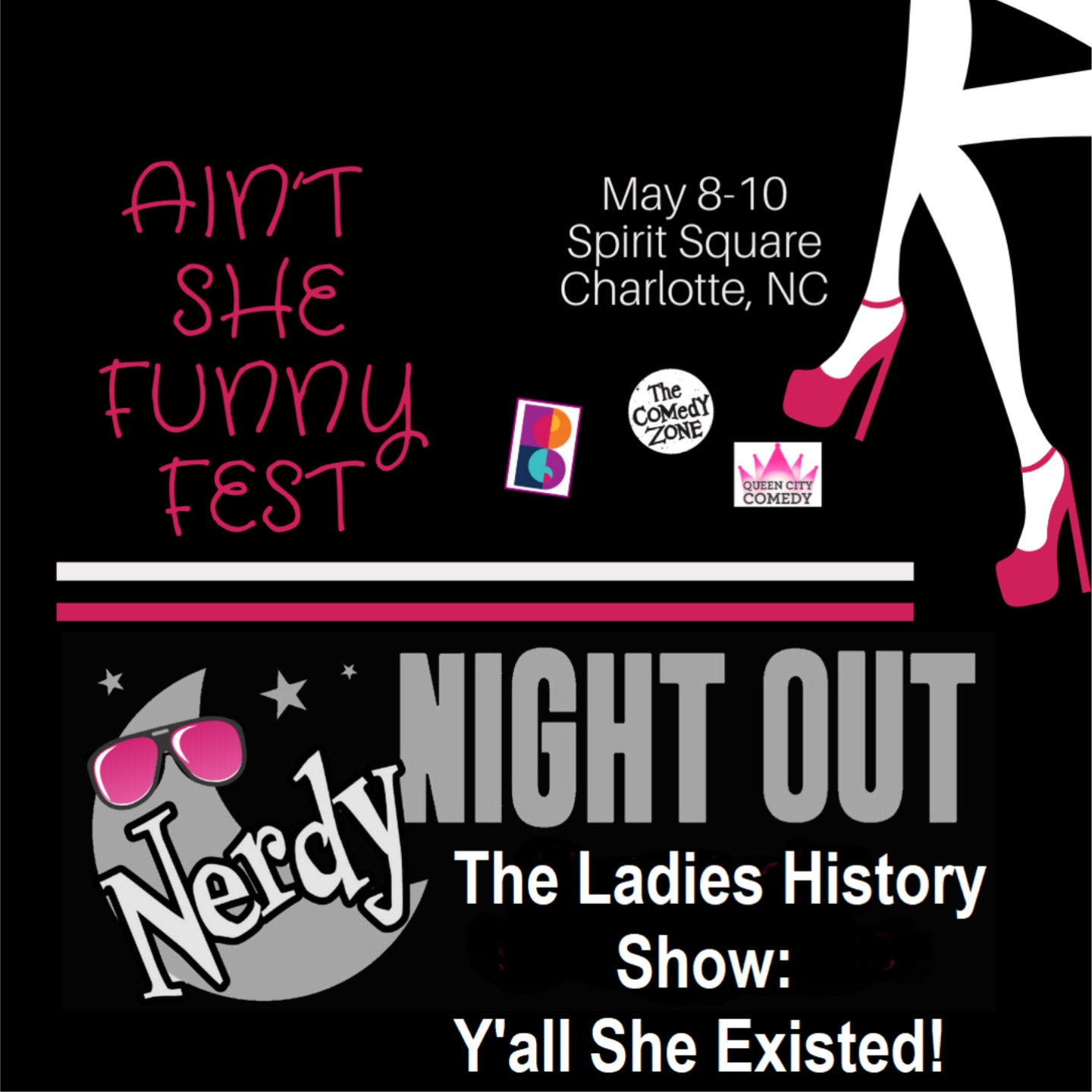 Nerdy Night Out: The Ladies History Show - Y'all She Existed