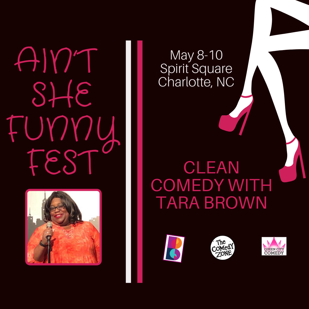 Clean Comedy with Tara Brown
