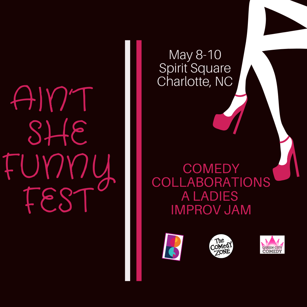 Comedy Collaborations: A Ladies Improv Jam!
