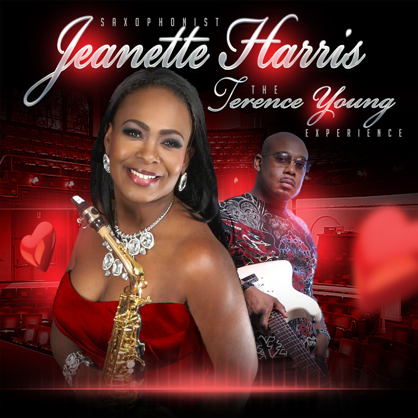 Jeanette Harris / Terence Young