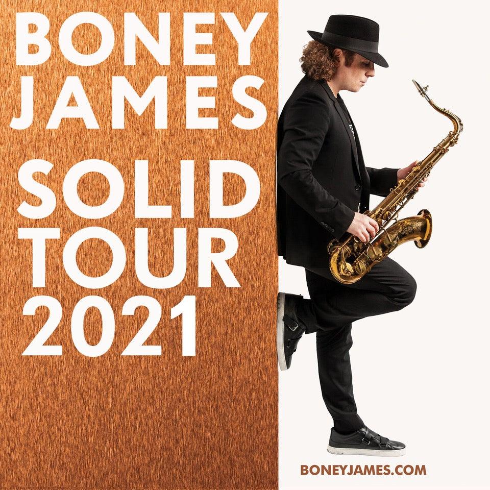 Boney James: Solid Tour