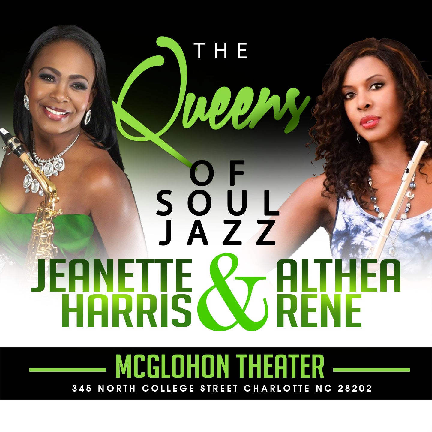 The Queens of Soul Jazz