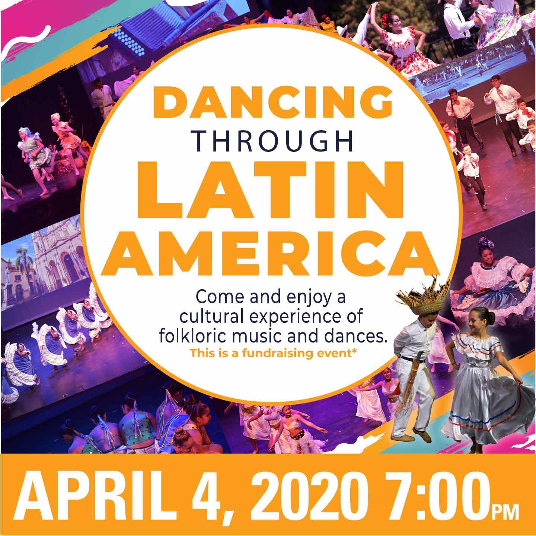 Dancing Through Latin America