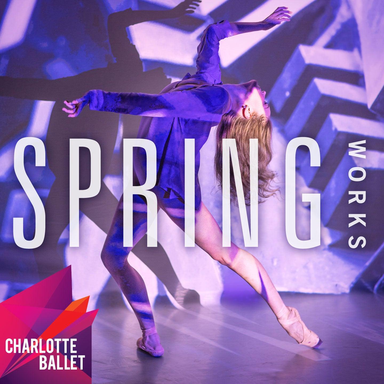 Charlotte Ballet: Spring Works