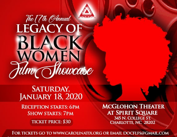 More Info for 17th Legacy of Black Women Film Showcase