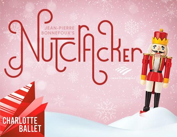 More Info for Charlotte Ballet: Nutcracker