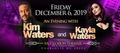 More Info for An Evening with Kim and Kayla Waters