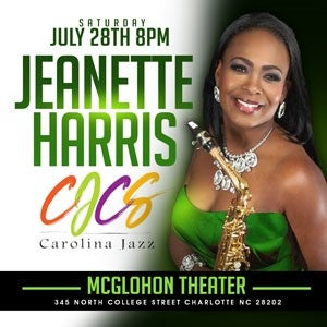 An Evening with Jeanette Harris