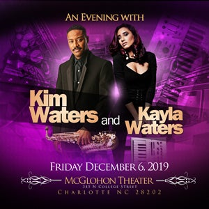 An Evening with Kim and Kayla Waters
