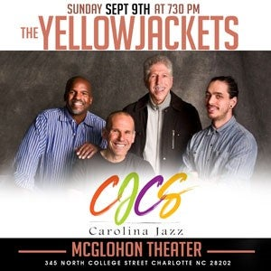 An Evening with the Yellowjackets