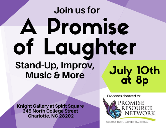 More Info for A Promise of Laughter