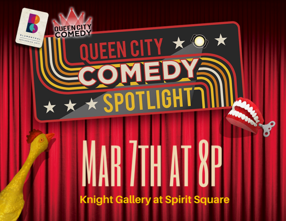 More Info for Queen City Comedy Spotlight
