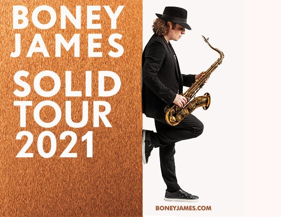 More Info for Boney James: Solid Tour