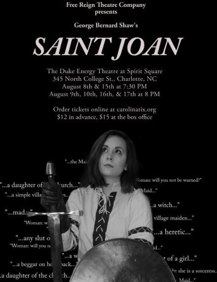 More Info for Saint Joan
