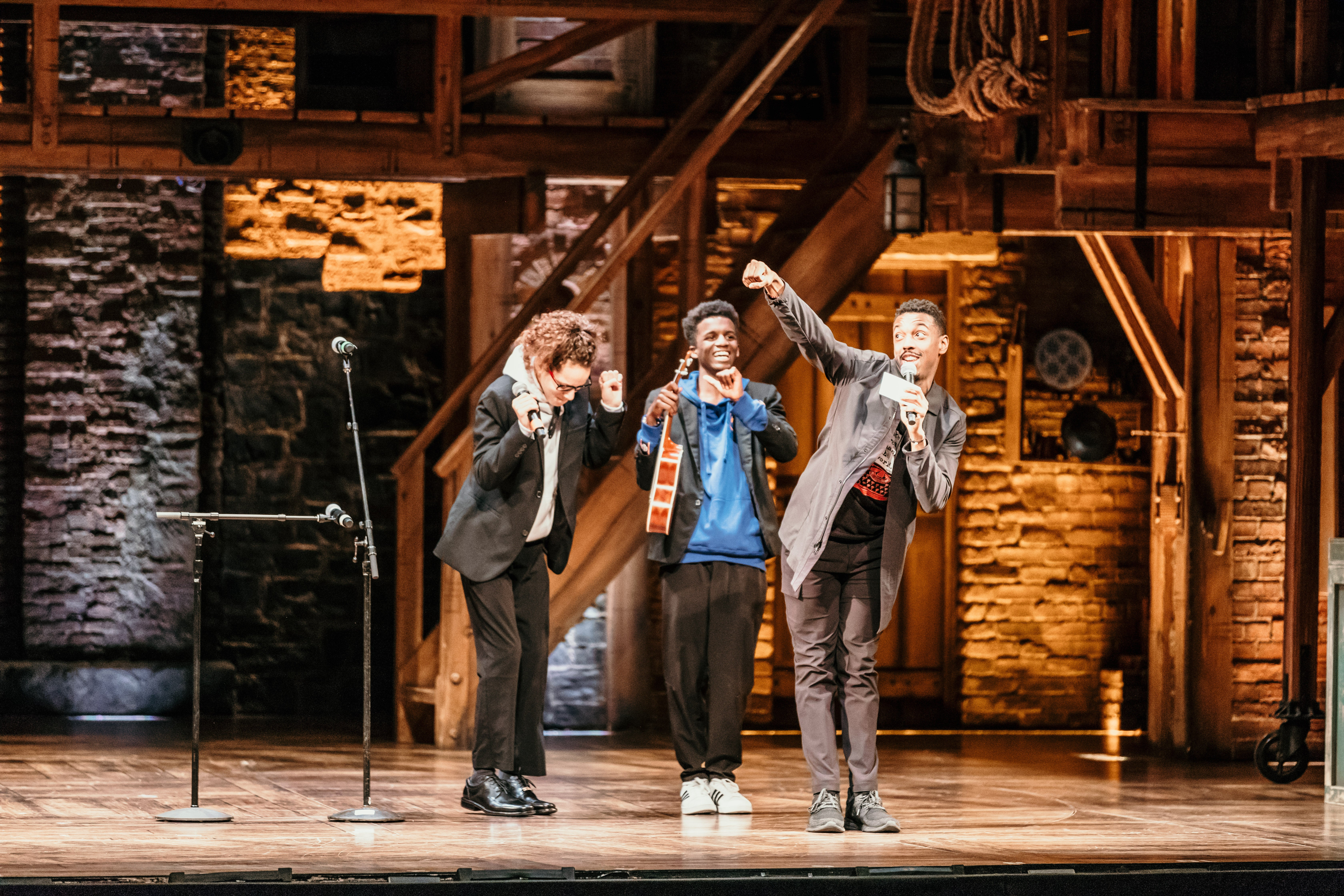 More Info for Discovering Hamilton - Part 3: In The Room Where It Happens