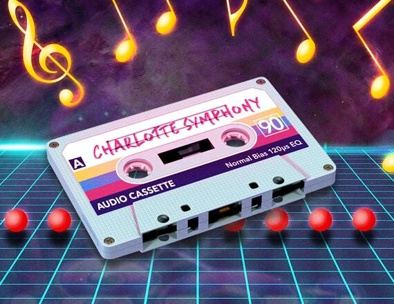More Info for Charlotte Symphony: Totally '80s
