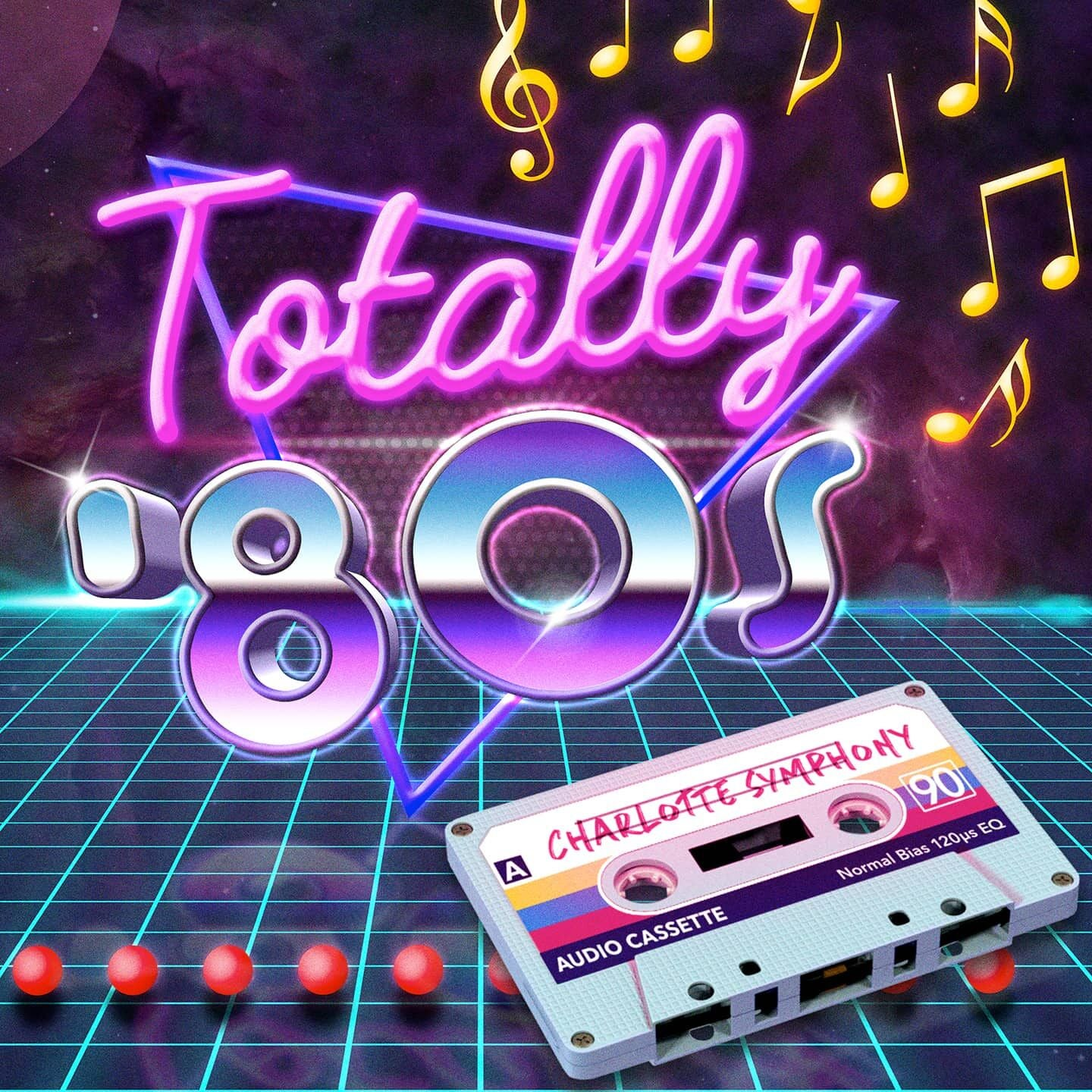 Charlotte Symphony: Totally '80s