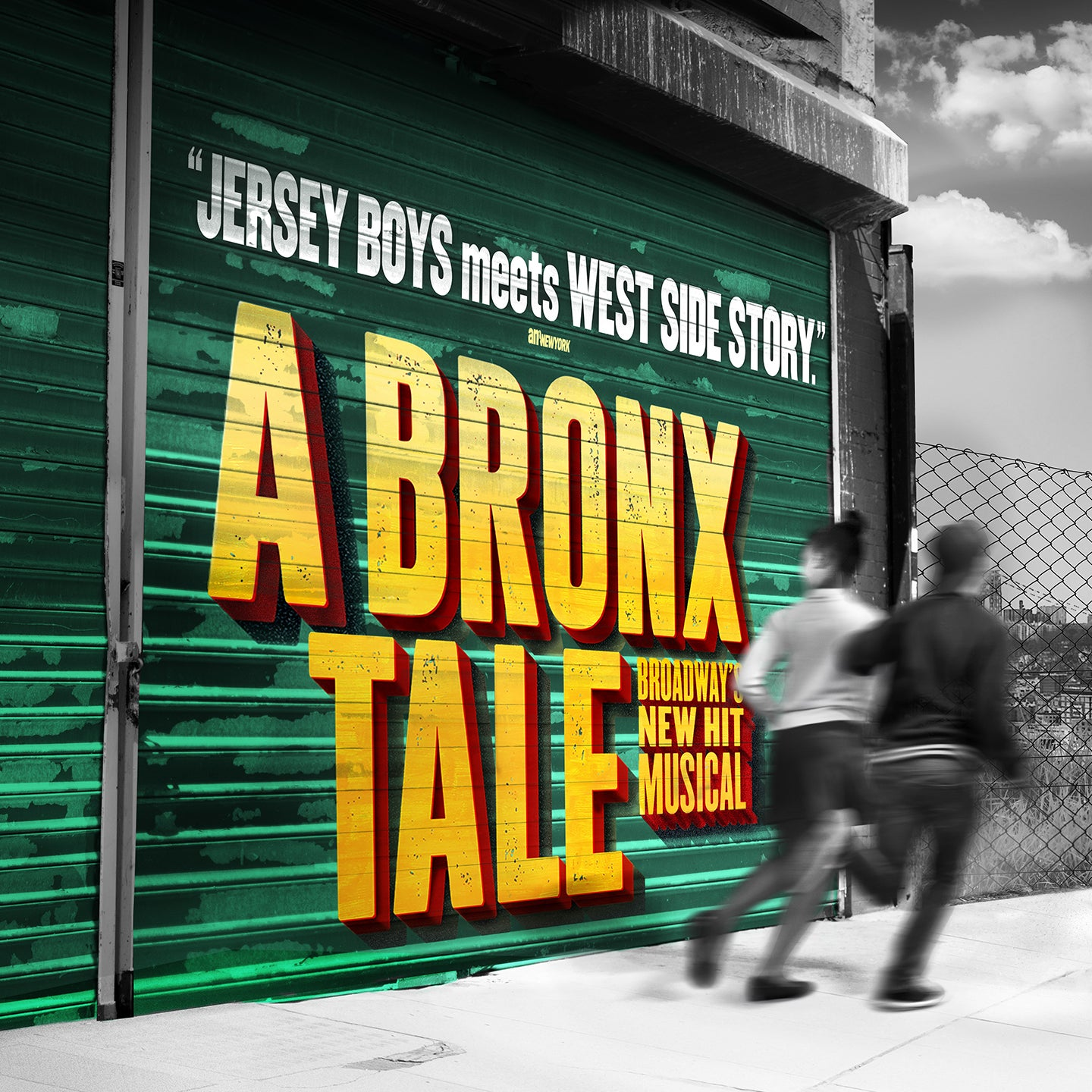 More Info for A Bronx Tale CONTEST ALERT!
