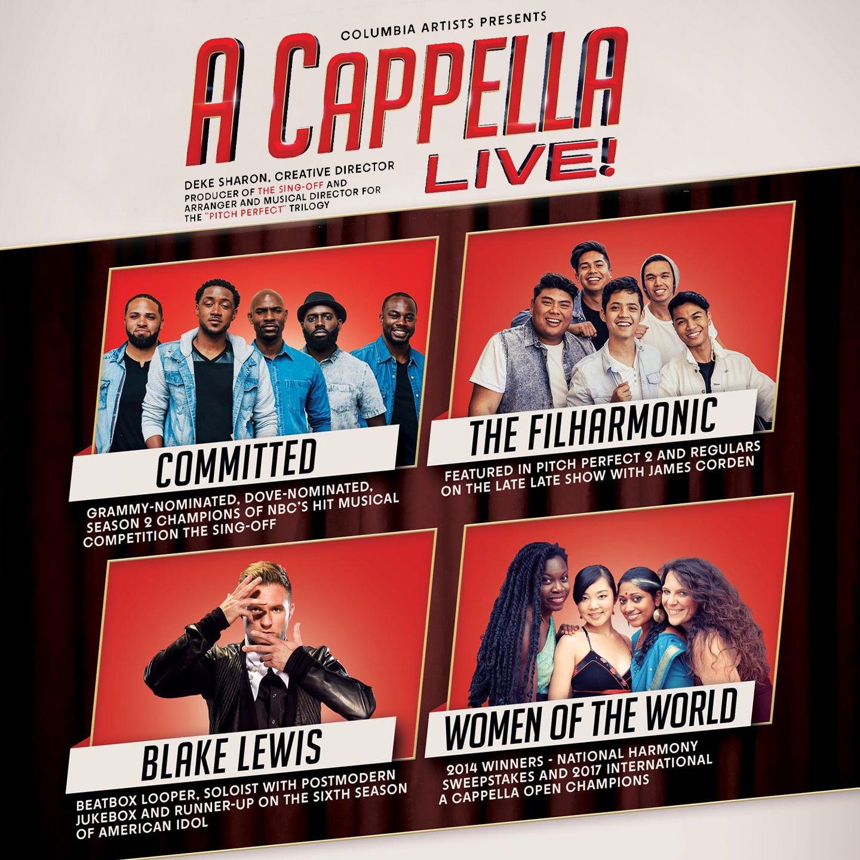 A Cappella Live