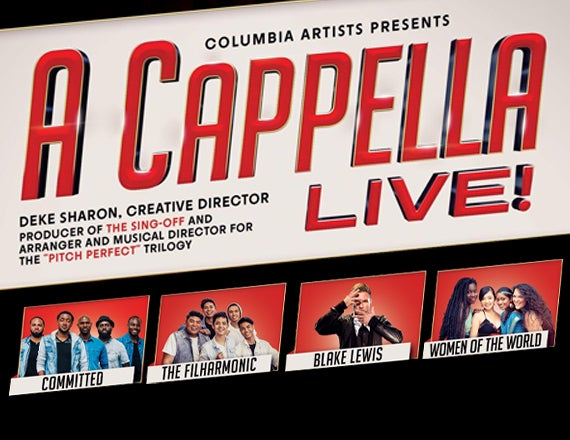 More Info for A Cappella Live