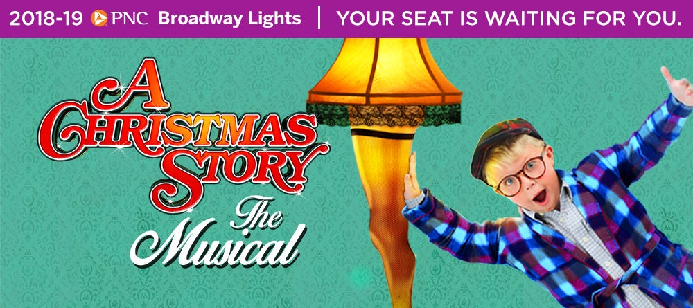 Rock Hill, SC Events for Kids: A Christmas Story, The Musical