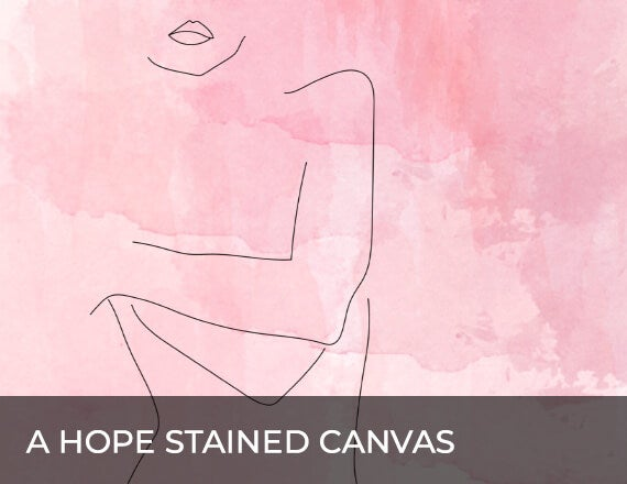 More Info for A Hope Stained Canvas