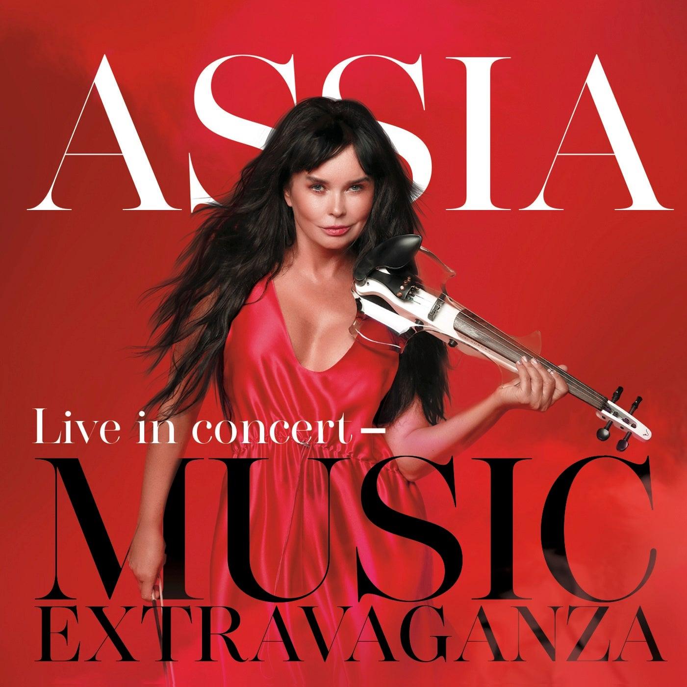 Assia Ahhatt: A Musical Extravaganza