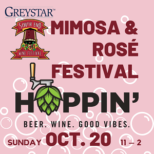 South End Mimosa & Rose Festival