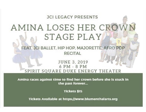 More Info for Amina Loses Her Crown