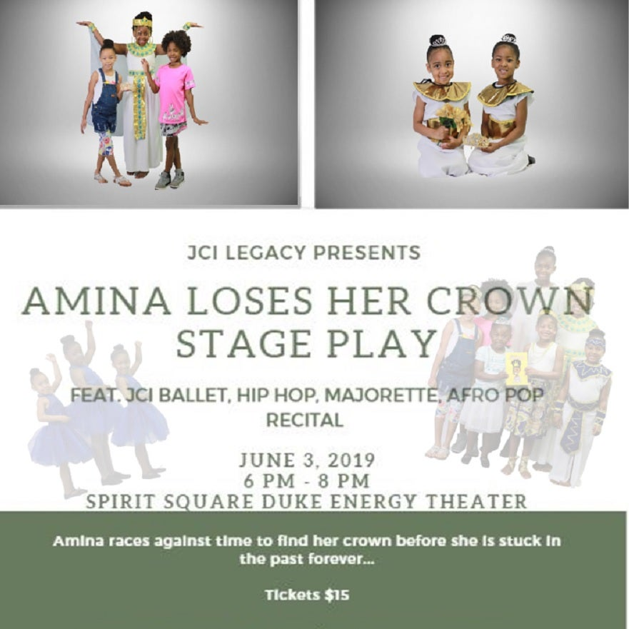 Amina Loses Her Crown