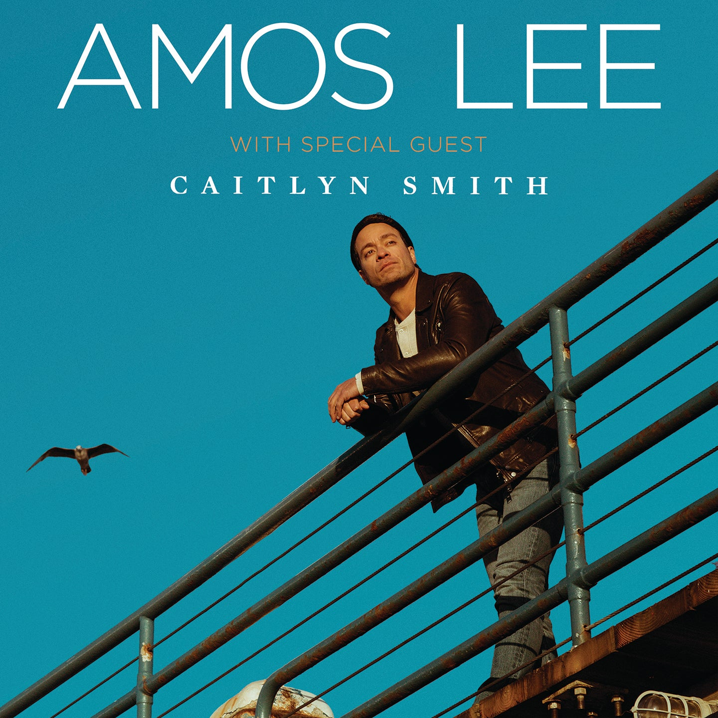 Amos Lee: My New Moon Tour