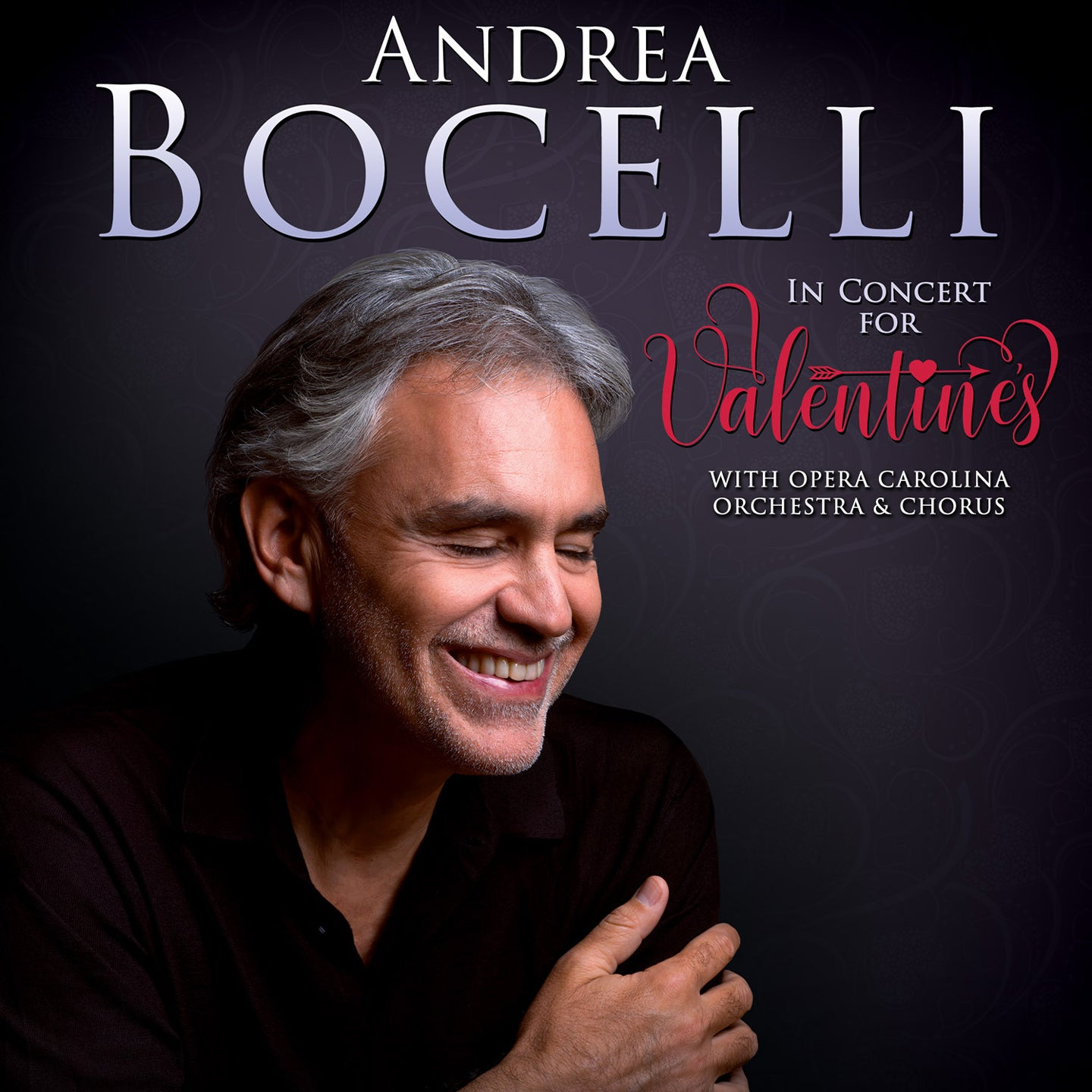 Andrea Bocelli: In Concert for Valentines
