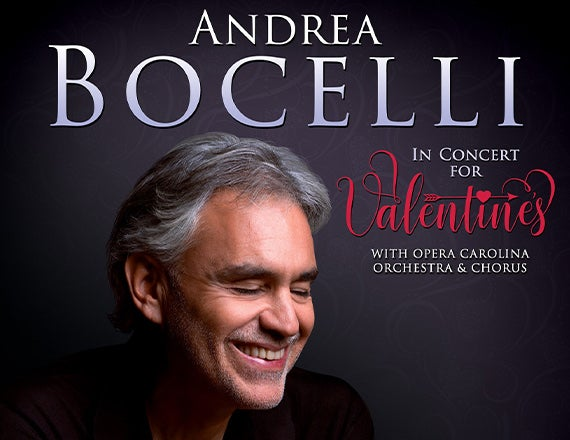 More Info for Andrea Bocelli: In Concert for Valentines