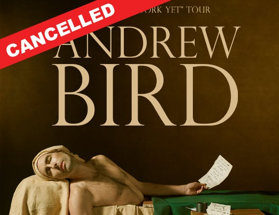 More Info for Andrew Bird - My Finest Work Yet Tour