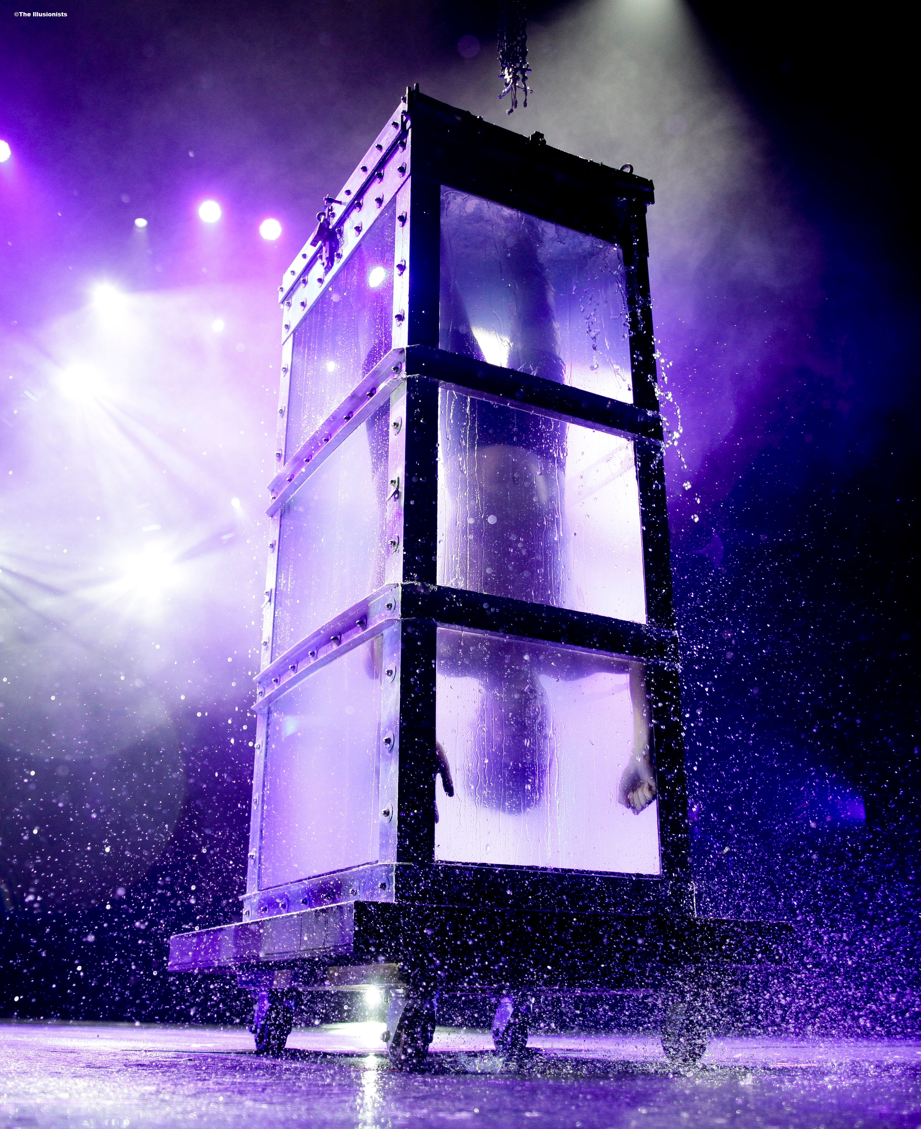 Meet the Illusionist: The Escapologist | Blumenthal