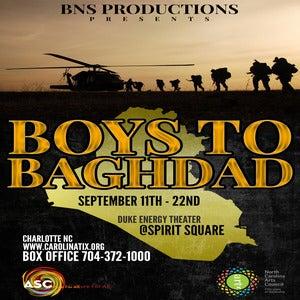 Boys to Baghdad