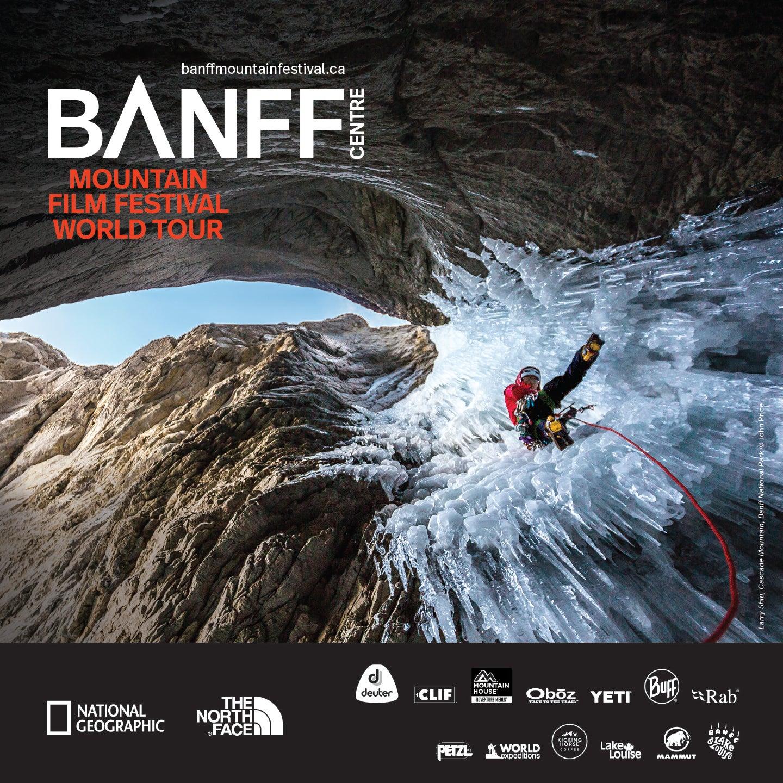 The Banff Mountain Film Festival World Tour