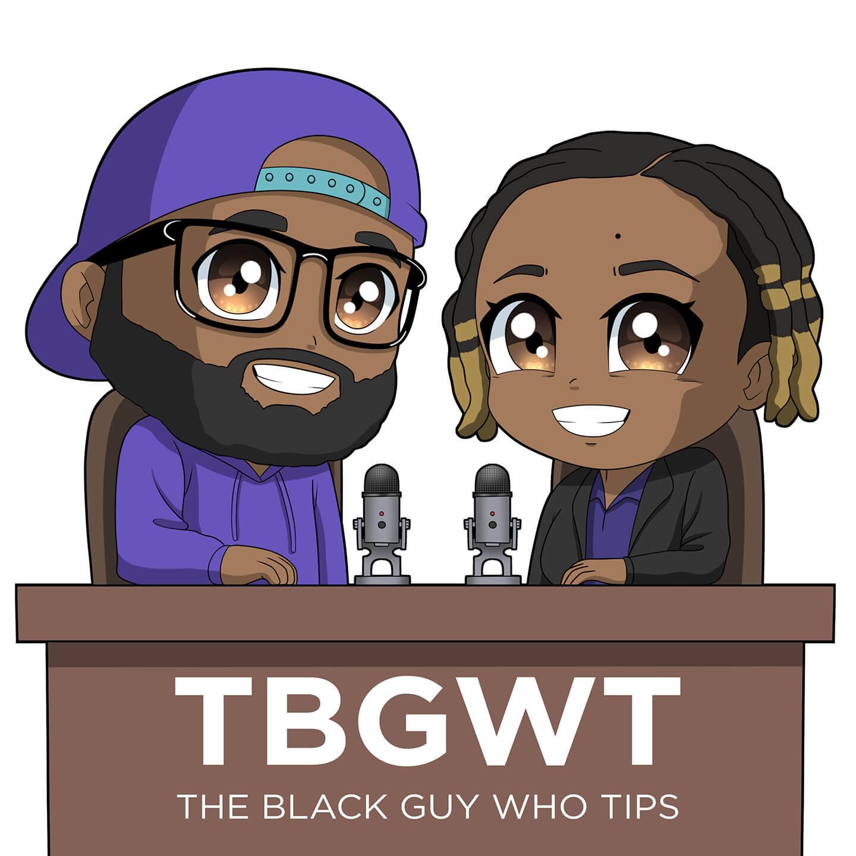 2021 Charlotte Podcast Festival: The Black Guy Who Tips