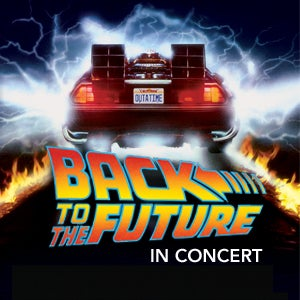 CSO Summer Pops: Back to the Future in Concert