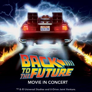 CSO Summer Pops: Back to the Future: Movie in Concert