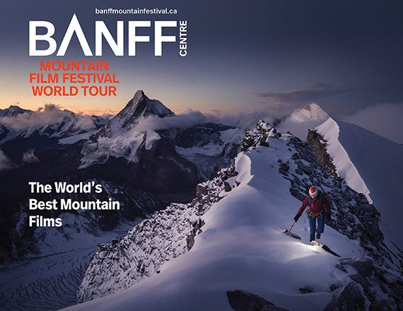 More Info for Banff Mountain Film Festival 2020