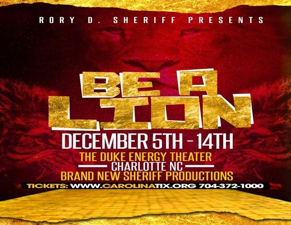 More Info for Be A Lion