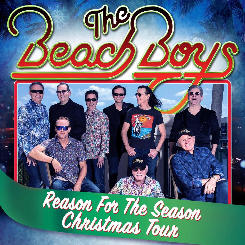 The Beach Boys- Reason for the Season Christmas Tour