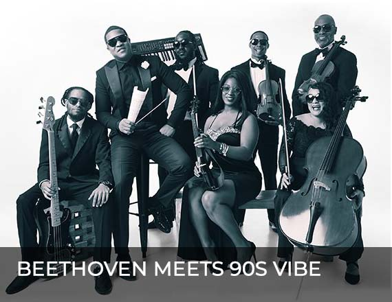 More Info for Charlotte Symphony Orchestra presents Beethoven Meets 90s Vibe