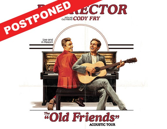More Info for Ben Rector: The Old Friends Acoustic Tour with special guest Cody Fry