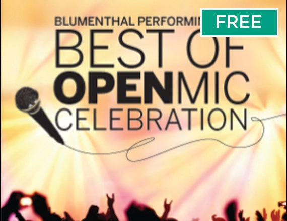 More Info for Best of Open Mic Night