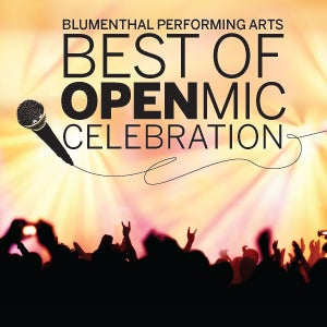 More Info for Best of Open Mic This Friday!