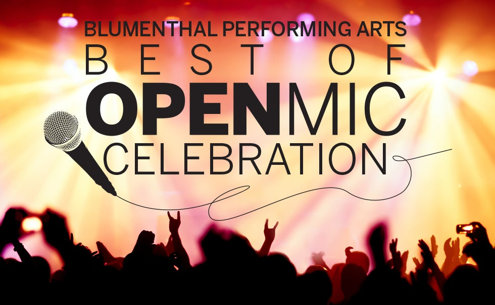 More Info for MEET SOME OF THE LOCAL STARS WHO WILL BE SHINING AT  BLUMENTHAL'S BEST OF OPEN MIC THIS FRIDAY